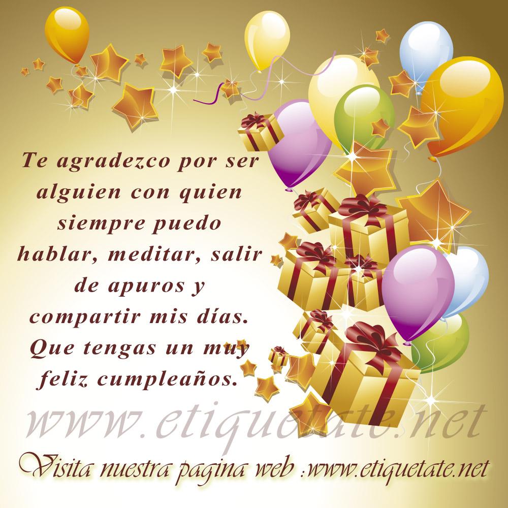 Feliz Cumpleaños En Imágenes Bonitas Mensajes Y Frases Para
