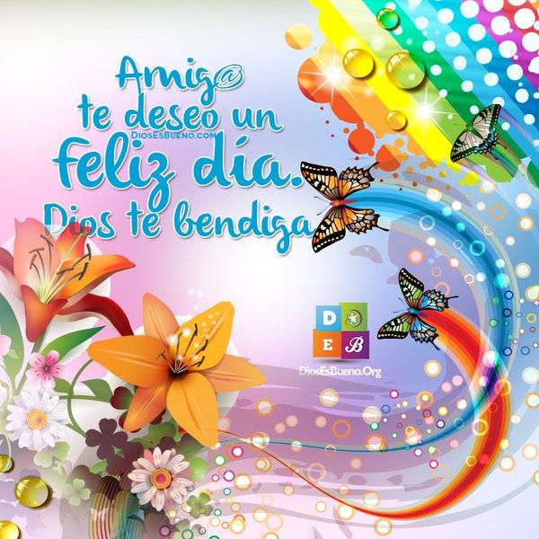 Feliz Día Frases Bonitas Y Cortas Para Mi Amor Para Amigos