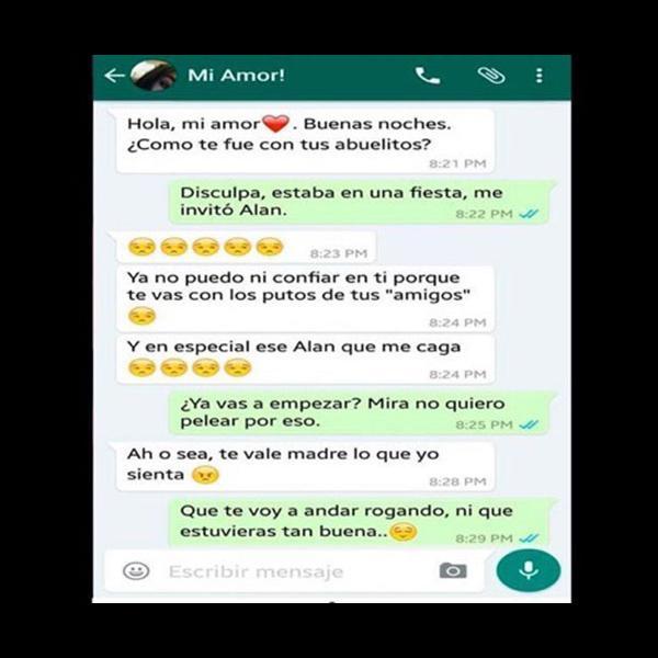 Chats De Amor De Whatsapp Para Enamorar Para Mi Novio Y