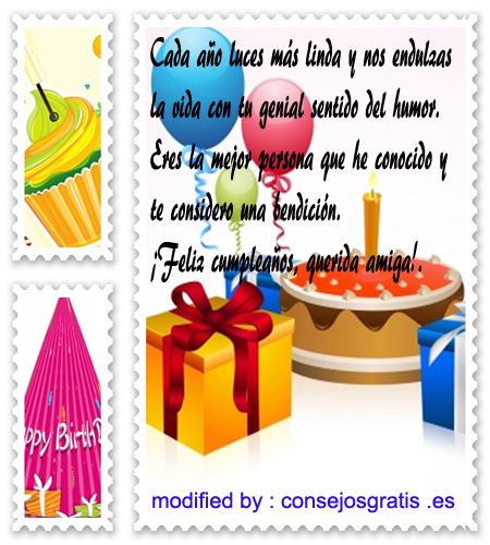 Frases De Cumpleaños Para Una Amiga Especial Y Muy Querida