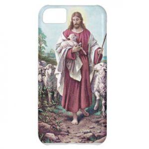 Forro de celular de Jesús