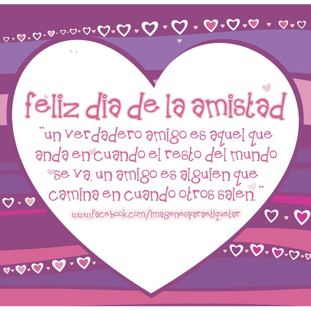 Día Del Amor Y La Amistad Mensajes Y Frases Cortas