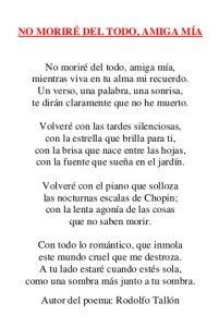 50 Poemas De Amistad Cortos Que Riman En Imágenes Y Tarjetas