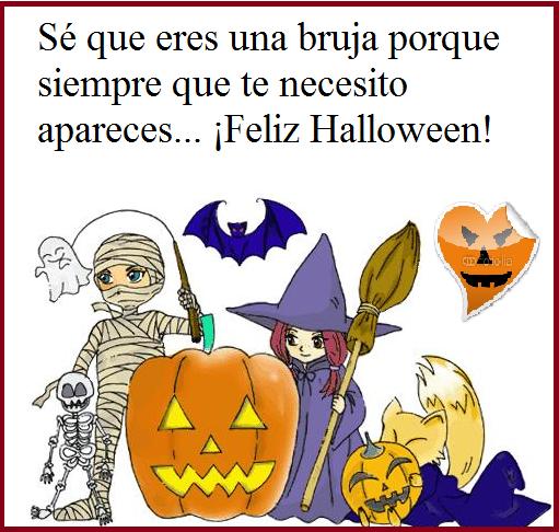 Feliz Halloween En Imágenes Tarjetas Y Frases Para Dedicar