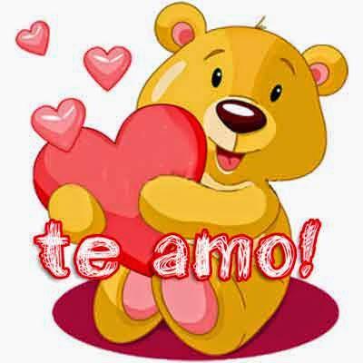 Osos Con Corazones Grandes De Amor Animados Y Bonitos De Te Amo