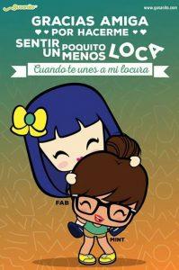 Para Amigas Locas Y Divertidas Frases Memes Imágenes Y Fotos