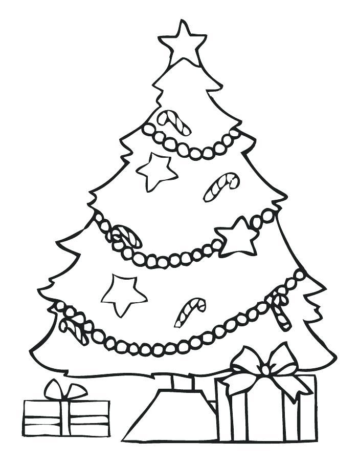 Fotos De Arboles De Navidad En Dibujos.Dibujos De Arboles De Navidad Para Colorear Y Dibujar Faciles