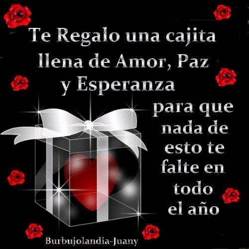 Feliz Año Nuevo Para Familia Amigos Y Para Mi Amor