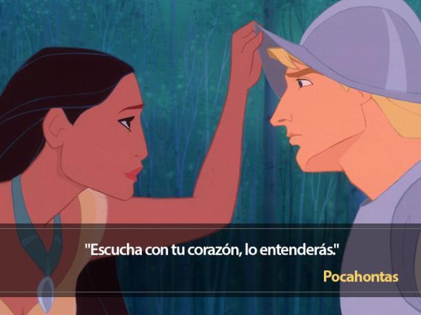 Frases De Películas De Disney De Amor Graciosas Cortas Y De