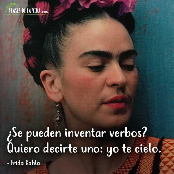 100 Frases De Frida Kahlo De Amor Y Desamor Te Mereces Un Amor